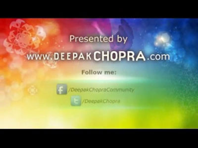 Deepak Chopra Genes, Time, Immortality – Part 1