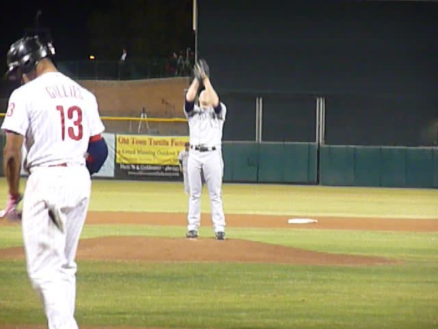 Video 2 &#8211; Brandon Kintzler 11-16-2011