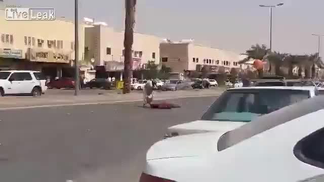 saudi stabbing