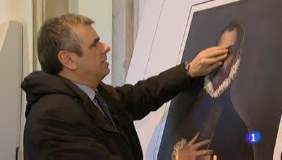 El Prado hace accesibles para las personas ciegas seis de sus cuadros más famosos