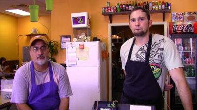 Deli-Cioso: Interview With the Owners/Chefs