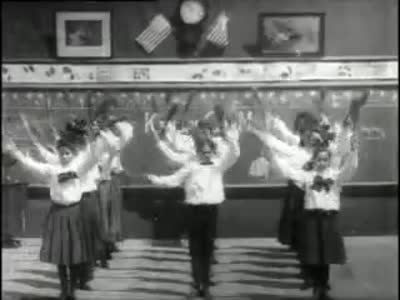 Physical Exercises at School, 1902
