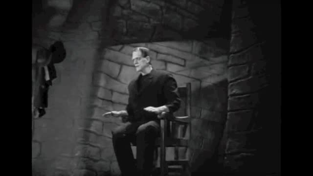 Frankenstein 1931 a very existential monster
