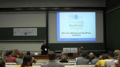 Carsten J. Pinnow: Mit einer Website auf WordPress umziehen