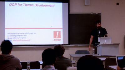 Ben Doherty: OOP for Theme Development