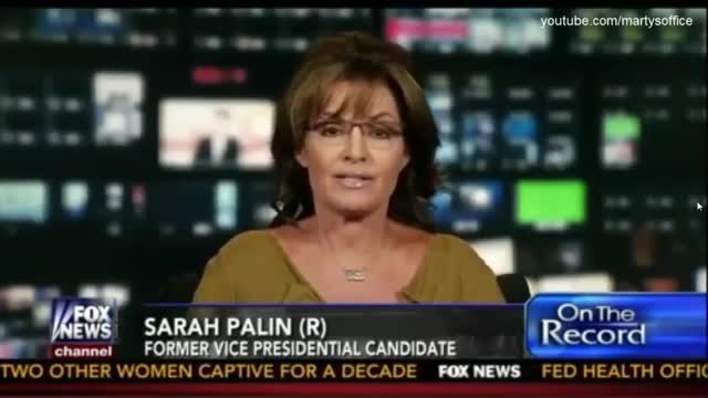 Sarah Palin_ _I Was Not Allowed_ To Tell The Truth About Obama In 2008 (July, 26 2013)