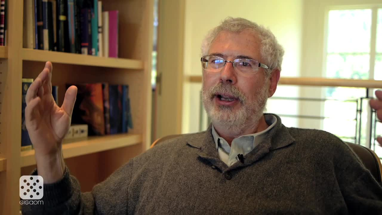 Steve Blank Gigaom Movie PT 5 &#8211; Computer