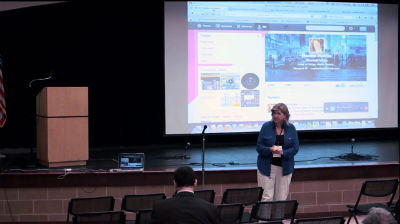 Renee Hobbs: How We Built the Harrington School Website with WordPress