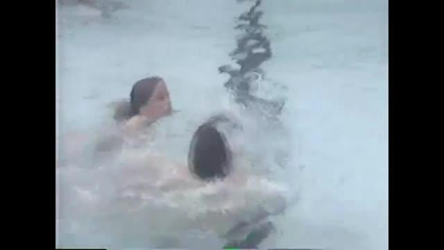 The Todd Killings, pool side depantsing