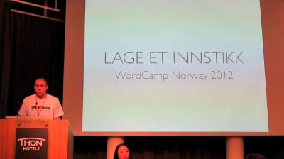 WCNorge – Morten Hauan