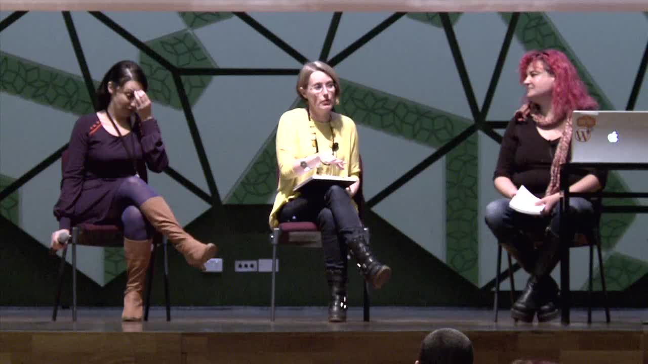Kylie Gusset: Dis [content] – A Panel on Blog Content