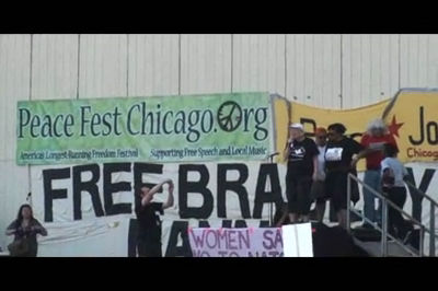 NATO Protest in Chicago