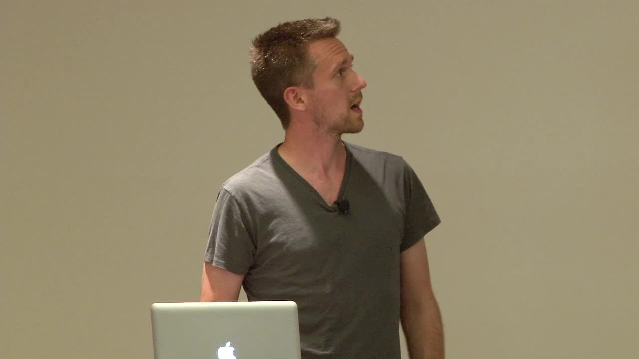 Matt Perry: Dude, we are that frog : The story of grist and wordpress