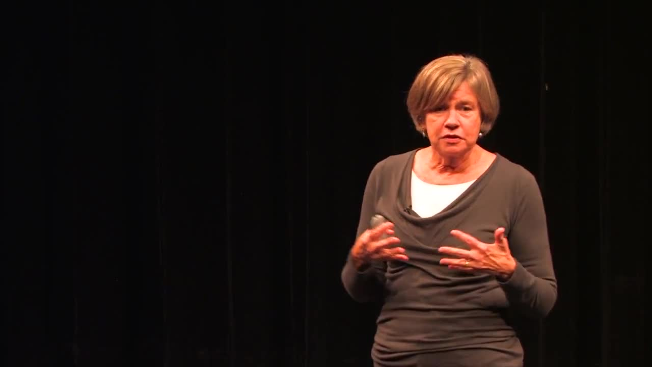 When education goes wrong_ Dr. Nancy Carlsson Paige at TEDxT