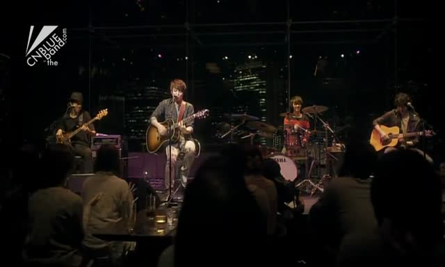 """Where you are"" 작곡 (Music): 정용화 (Jung Yong Hwa) 작사 (Lyrics) 정용화 (Jung Yong Hwa), Kenji Tamai 2012.02.25 MTV Unplugged (Preview)"