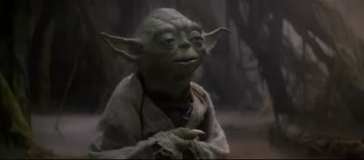 Yoda – there is no try – do or do not