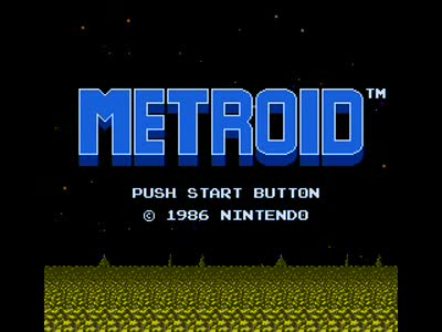ENJOY THE MUSIC Metroid – Intro