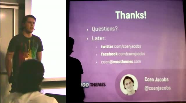Coen Jacobs: State of WordPress eCommerce
