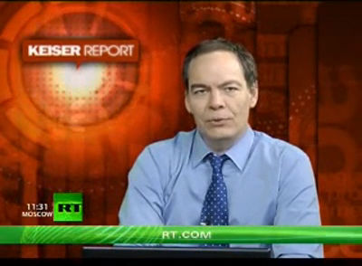 Max Keiser – Financial War Reports – 12345