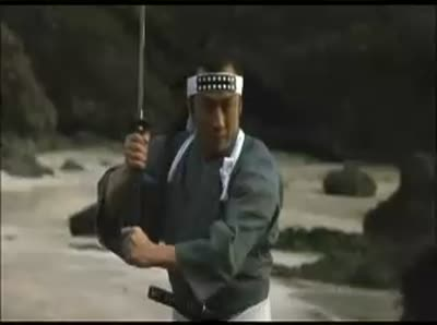 GANRYUJIMA The Fisherman Beats Kojiro
