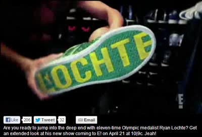 WHAT WOOULD RYAN LOCHTE DO