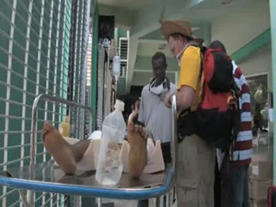 Utah Doctors help in Haiti