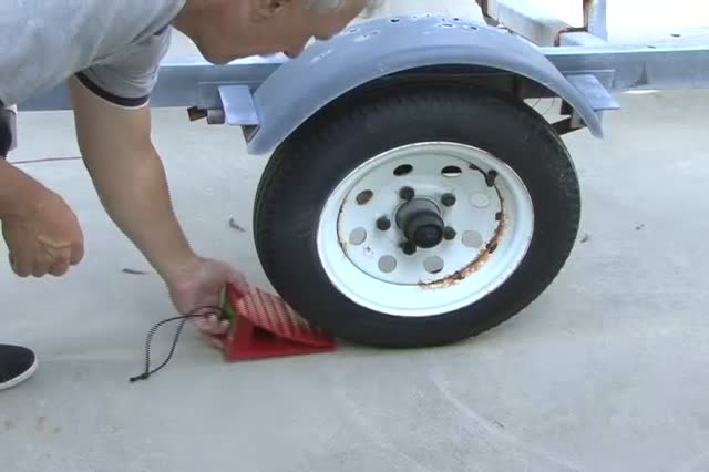 RV Levelers, Wheel Chocks and Stabilization