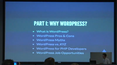 Steven Word: Why PHP Developers Should Leverage WordPress
