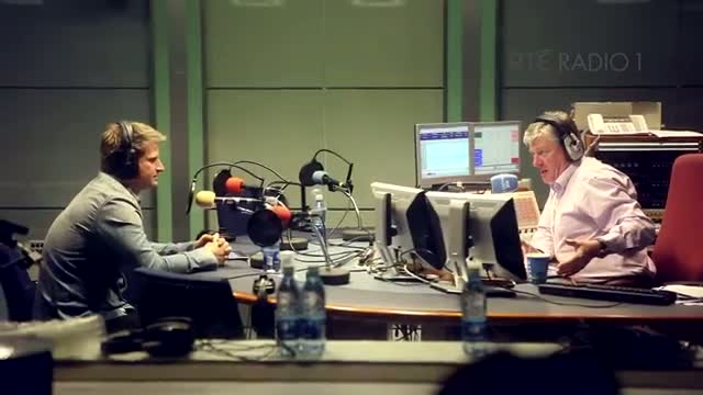 Pat Kenny interviews Greg Fromholz on Liberate Eden – RTE Radio 1 – 15th June 2011