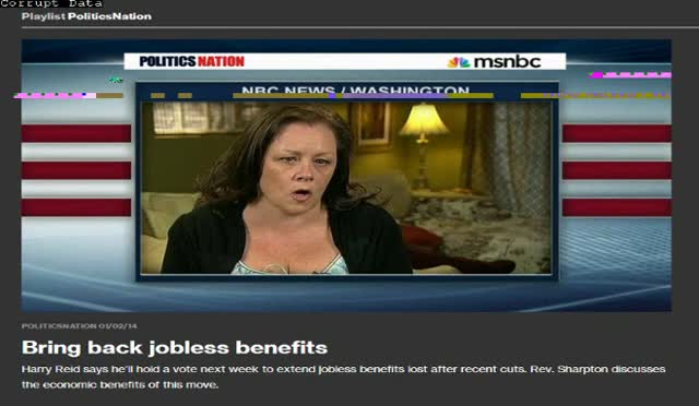 BRING BACK JOBLESS BENEFITS