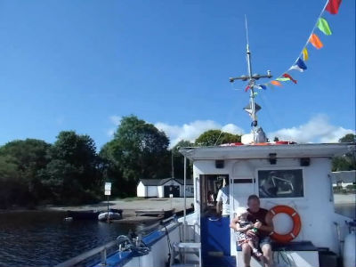 Sailing From Luss