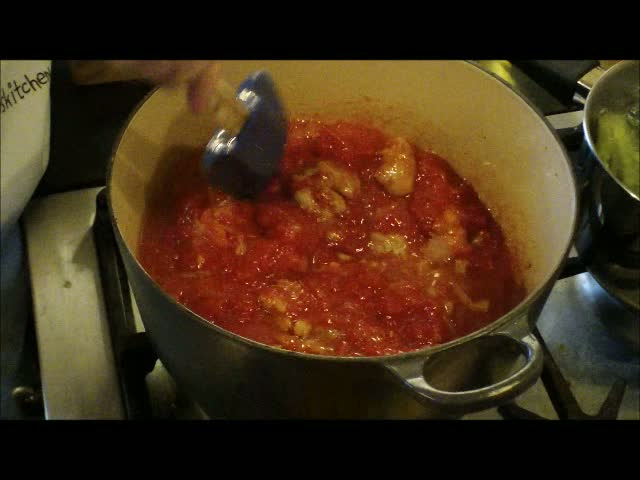 Jo Cooks Sainsburys Sausage, Tomato and Cannelini Bean Pot with Mash