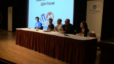 Q&A Panel: WordPress for Small Business Websites