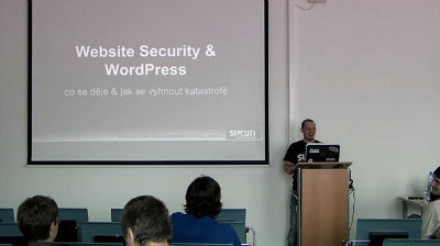 Peter Gramantik: Website Security And WordPress