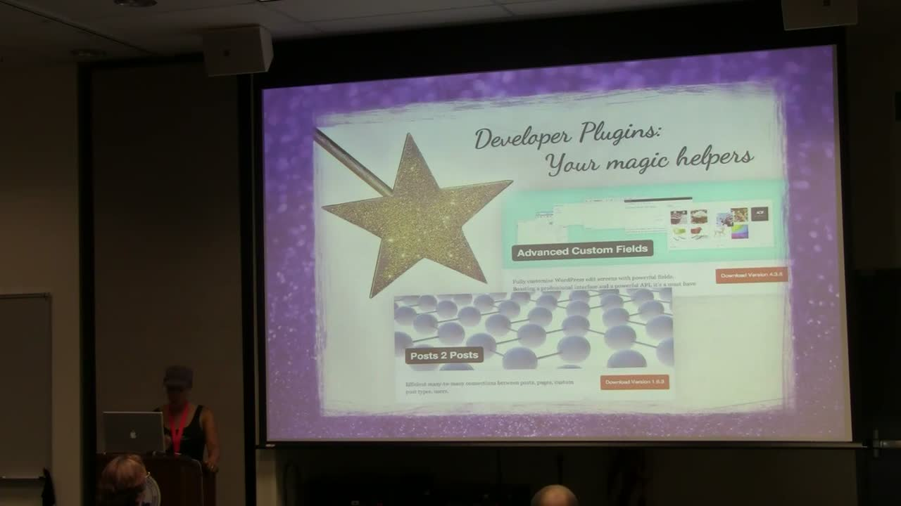 Alicia St. Rose: Make WordPress Fit: The Cinderella Shoe Approach to Custom Theming