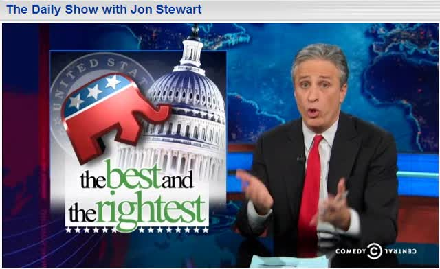 THE DAILY SHOW – JOHN BOEHNER AND THE BUDGET DEAL