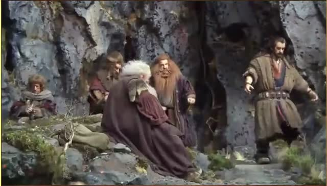 The Hobbit DoS RA1