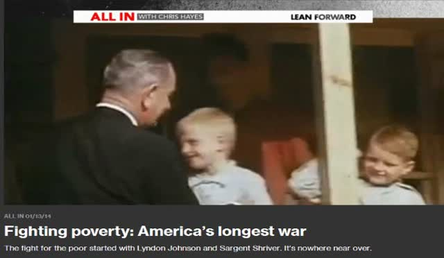 FIGHTING POVERTY – AMERICA'S LONGEST WAR