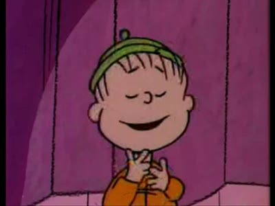 What Christmas Is All About – by Linus