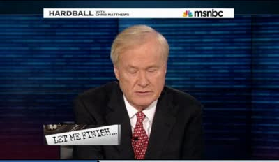 HARDBALL CHRIS CHOOSES JOHN KERRY FOR SOS