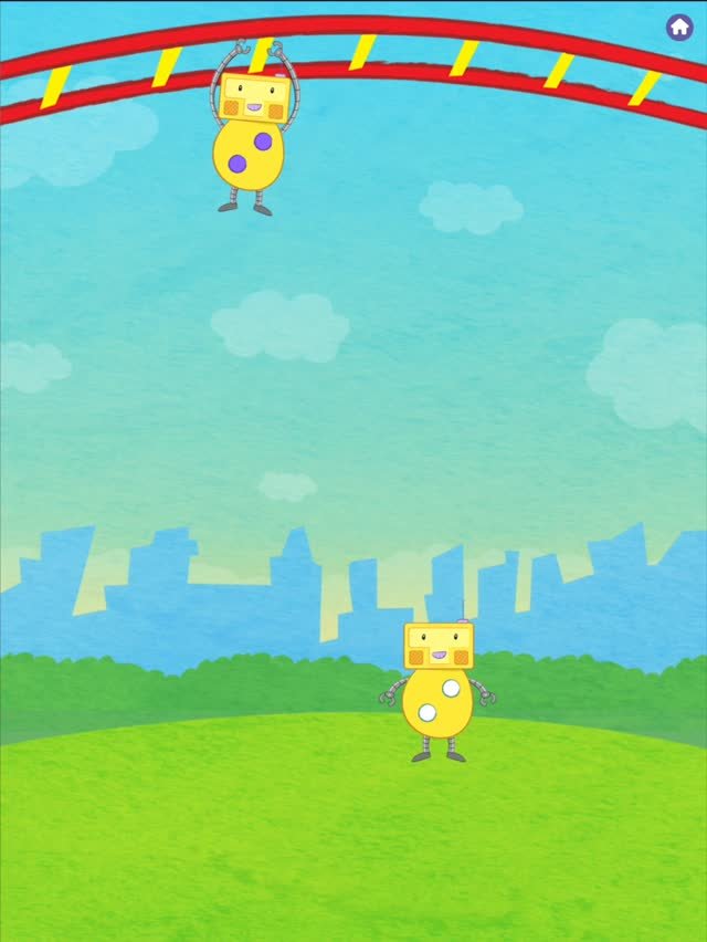 Jungle Gym App Preview