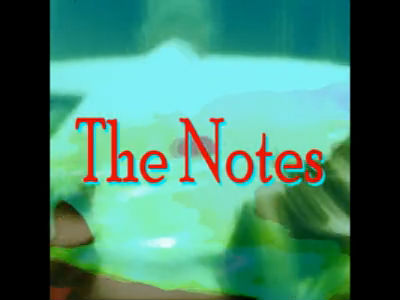 the notes – cult of the hopeless