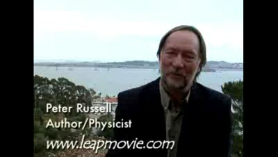 Peter Russell, Leap_ movie