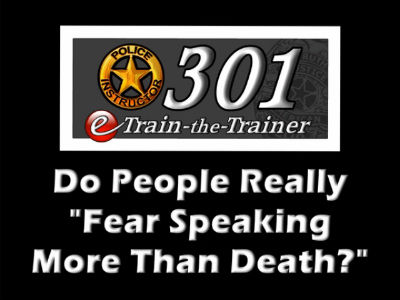 Fear Speaking