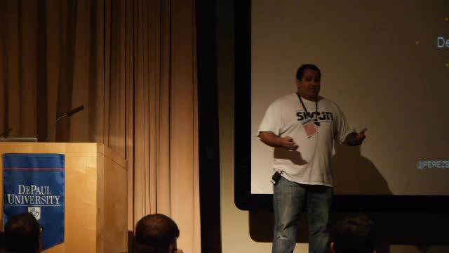Tony Perez: WordPress Security- The Nitty Gritty