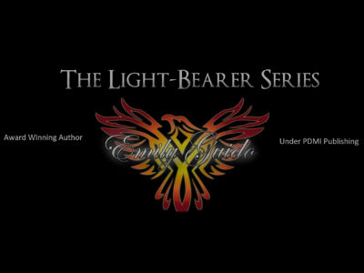 Book Trailer for Charmeine – Mactus – Accendo in The Light Bearer Series