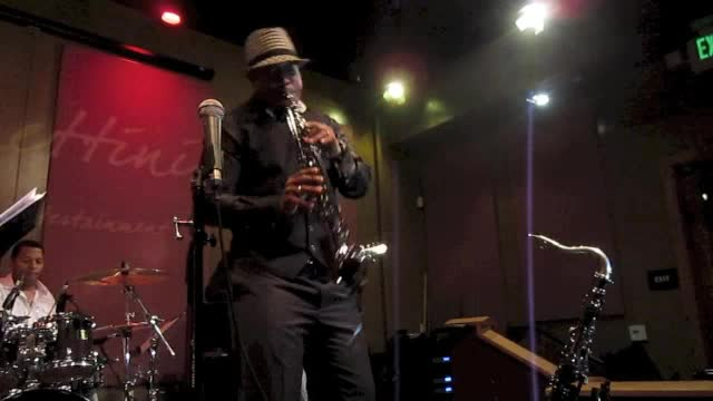 Elan Trotman, Tropicality CD release party, Spaghettini, Seal Beach, March 1, 2013