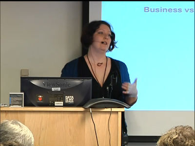 Jessica Neuman Beck: Business Blogging for Nonwriters