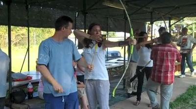 Arcus Tuder: Archery Lesson in Todi