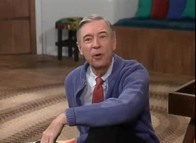 Mister Rogers – In The Garden Of Your Mind